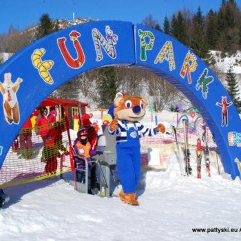 Fun ski park